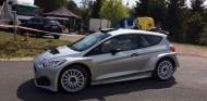 El nuevo Ford Fiesta R5, de test en Francia con Bottas al volante - SoyMotor.com