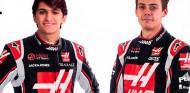 Pietro Fittipaldi y Louis Delétraz, probadores y reserva de Haas en 2020 - SoyMotor.com
