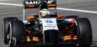 Sergio Pérez a los mandos del Force India - LaF1