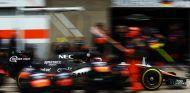 Nico Hülkenberg en el circuito Gilles Villeneuve - LaF1