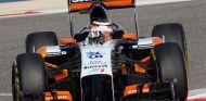 Nico Hülkenberg gobernando el Force India VJM07 en Baréin - LaF1