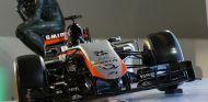 El Force India que presentaron en México - LaF1
