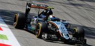 Sergio Pérez en el Gran Premio de Italia - LaF1
