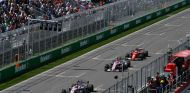 Force India admite debió probar el intercambio entre Pérez y Ocon - SoyMotor.com