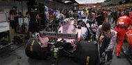 Force India introduce en el GP de casa la mayor mejora de 2017 - SoyMotor.com
