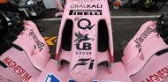 Morro del VJM10 de Force India en Sepang - SoyMotor.com