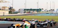 Paul di Resta en el Gran Premio de Abu Dabi - LaF1