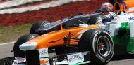 Force India en el GP de Alemania F1 2013: Domingo