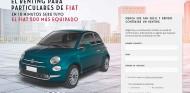 Fiat lanza su e-commerce - SoyMotor.com