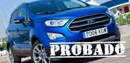 Ford EcoSport 1.0 EcoBoost 140 caballos: SUV urbano sin complejos - SoyMotor.com
