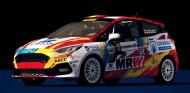 Así será el Ford Fiesta R2 de Jan Solans en el Júnior WRC - SoyMotor.com