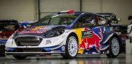 Ford Fiesta WRC de Ogier - SoyMotor.com