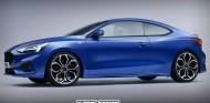 Ford Focus Coupé: un render para soñar despierto - SoyMotor.com