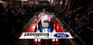 Ford GT en las verificaciones técnicas de la Plaza de la Concordia - LaF1