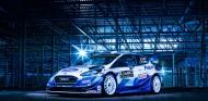 M-Sport sorprende con decoración retro para su Ford Fiesta WRC 2020 - SoyMotor.com