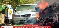 Un Ford Mustang sucumbe a la lava de un volcán en Hawái- SoyMotor.com