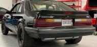 La nueva matrícula en el Ford Mustang GT - SoyMotor.com