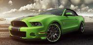 Ford anuncia un Mustang híbrido - SoyMotor.com