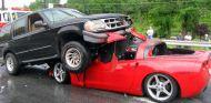 Atento a los semáforos, ¡sobre todo si delante tienes un Corvette! - SoyMotor.com