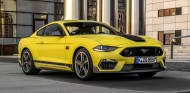 Ford Mustang Mach 1 2021: debut europeo en Goodwood - SoyMotor.com