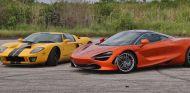 Ford vs McLaren - SoyMotor.com