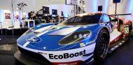 Récord Guinness Ford GT 48 horas y media en Le Mans