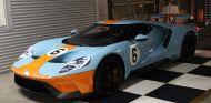 Europa ya tiene sus primeras unidades del Ford GT - SoyMotor.com