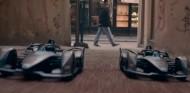 VÍDEO: Dos Fórmula E teleridigidos toman la ciudad - SoyMotor.com