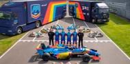 FA Racing presenta la decoración de su coche de Fórmula Renault 2019 - SoyMotor.com