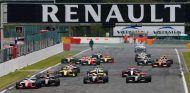 Salida de la Fórmula Renault 3.5 en Spa - LaF1