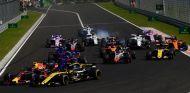 Salida del GP de Hungría 2018 - SoyMotor.com
