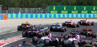 Escena del GP de Hungría - SoyMotor