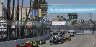 Una de las carreras de la Fórmula E en Long Beach - LaF1