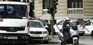 Imagen del tráfico en la ciudad de Madrid - SoyMotor