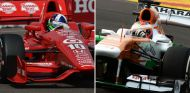 Dario Franchitti, tetracampeón de la IndyCar, y Paul di Resta, campeón del DTM - LaF1