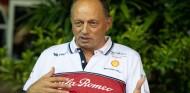 """Vasseur: """"FIA y FOM hicieron bien al coger el toro por los cuernos pronto"""" - SoyMotor.com"""
