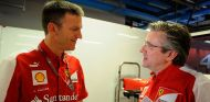 James Allison conversa con Pat Fry - LaF1