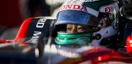 Fukuzumi durante los Libres en Jerez - SoyMotor