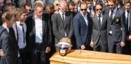 """Mosley: """"Aconsejo a los que ensalzan el riesgo asistir a un funeral de un piloto"""" - SoyMotor.com"""