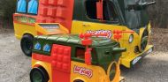 La furgoneta de 'Las Tortugas Ninja' existe de verdad - SoyMotor.com