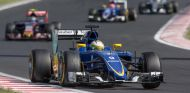 Marcus Ericsson en Hungría - LaF1.es