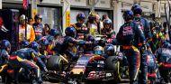 Las paradas en boxes son un 'debe' en la lista de tareas de Toro Rosso - LaF1