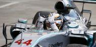 Hamilton camina imparable hacia su tercera corona, la segunda consecutiva - LaF1