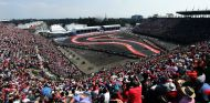 El GP de México el año pasado fue una auténtica fiesta - LaF1