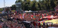 Podio en Monza - LaF1