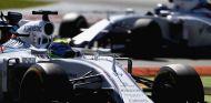 Felipe Massa y Valtteri Bottas en Monza - LaF1