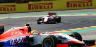 Los de Manor son los únicos coches que corren con un motor de la temporada pasada - LaF1