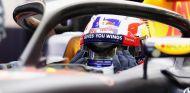 Gasly estuvo probando el halo de Ferrari en el Red Bull durante los test de Silverstone - LaF1