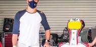 Gasly supera la covid-19 y vuelve al trabajo con un kart de Leclerc - SoyMotor.com