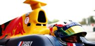 Pierre Gasly en Monza - LaF1